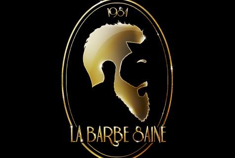 Logo pour entreprise musulmane de produits cosmétiques destinés aux soins de la barbe.